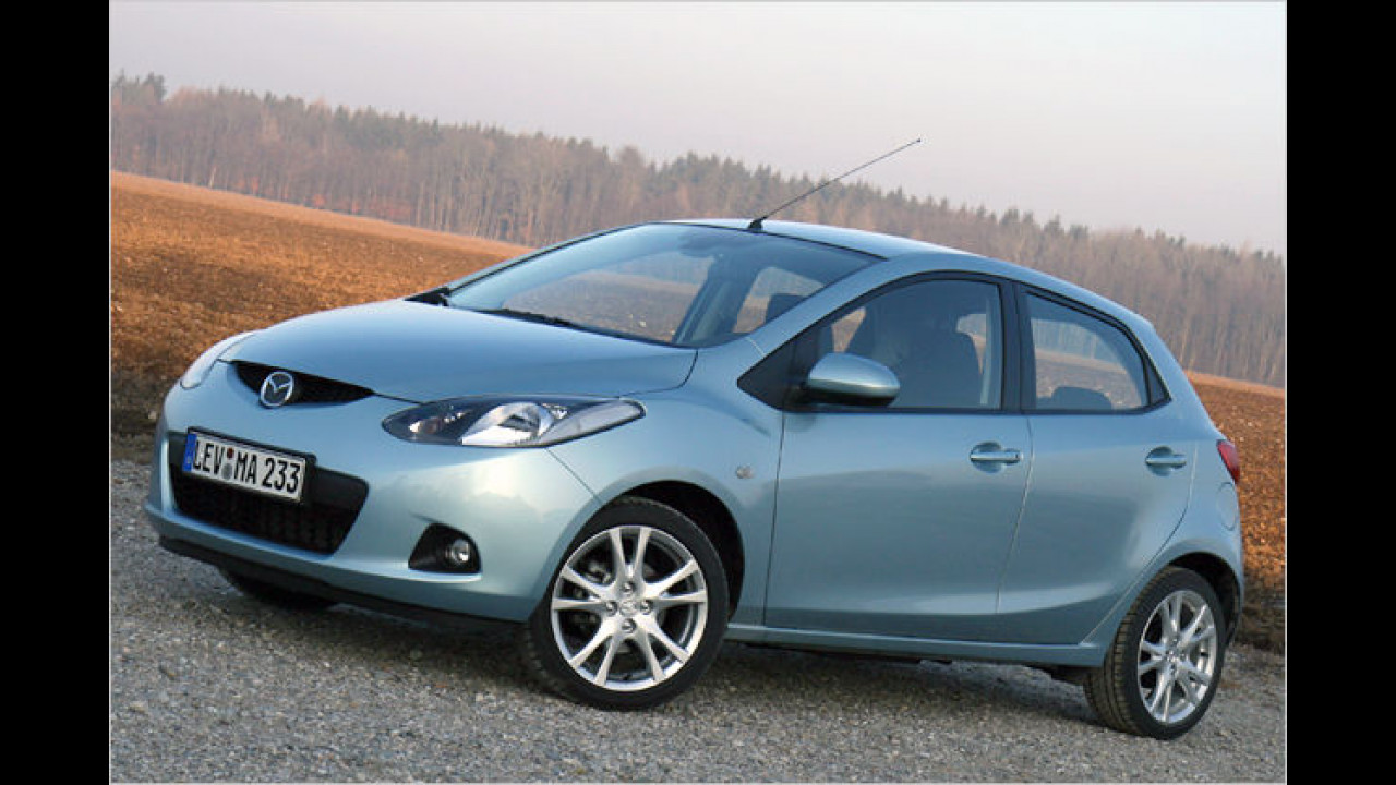 Mazda 2 1.4 CD Impuls