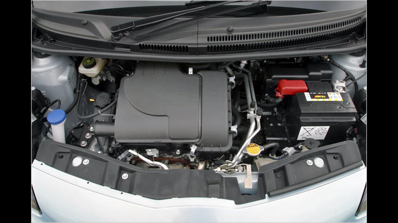 Bester Motor unter 1 Liter Hubraum