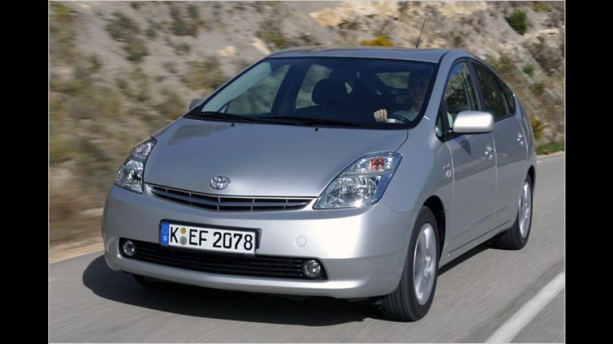 Ökologisch wertvoll: Diese Autos sind gut für die Umwelt