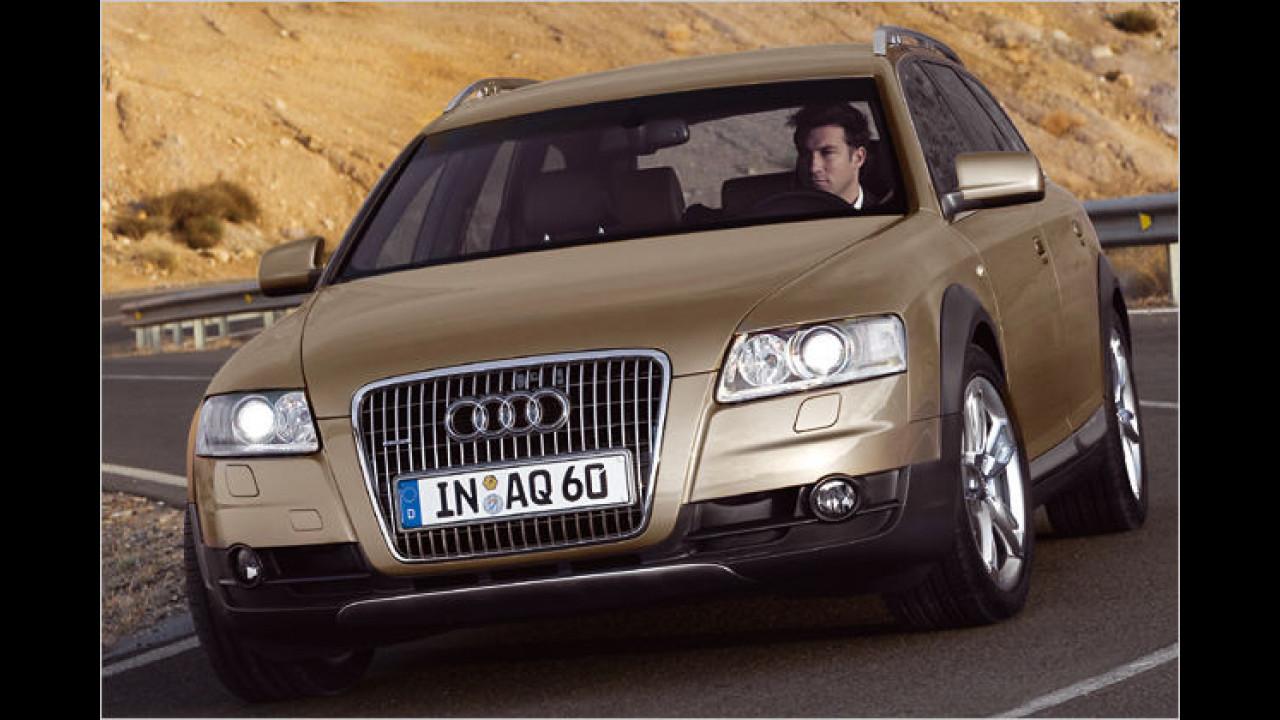 Audi A6 allroad 4.2 FSI quattro tiptronic