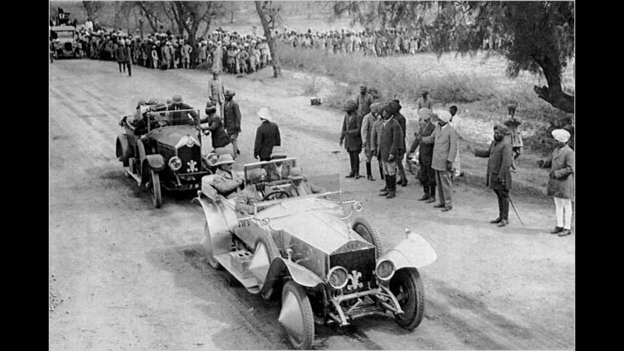 Rolls-Royce Silver Ghost (1919)