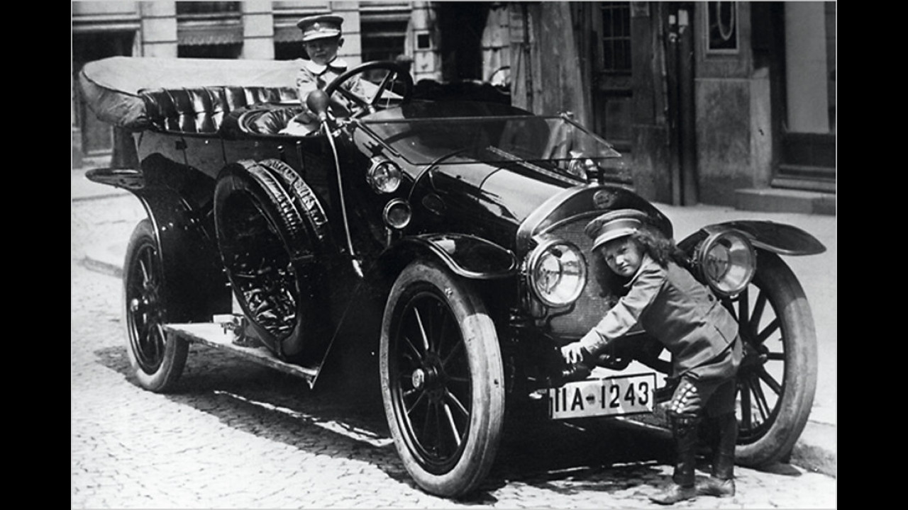 Audi Typ A (1910)