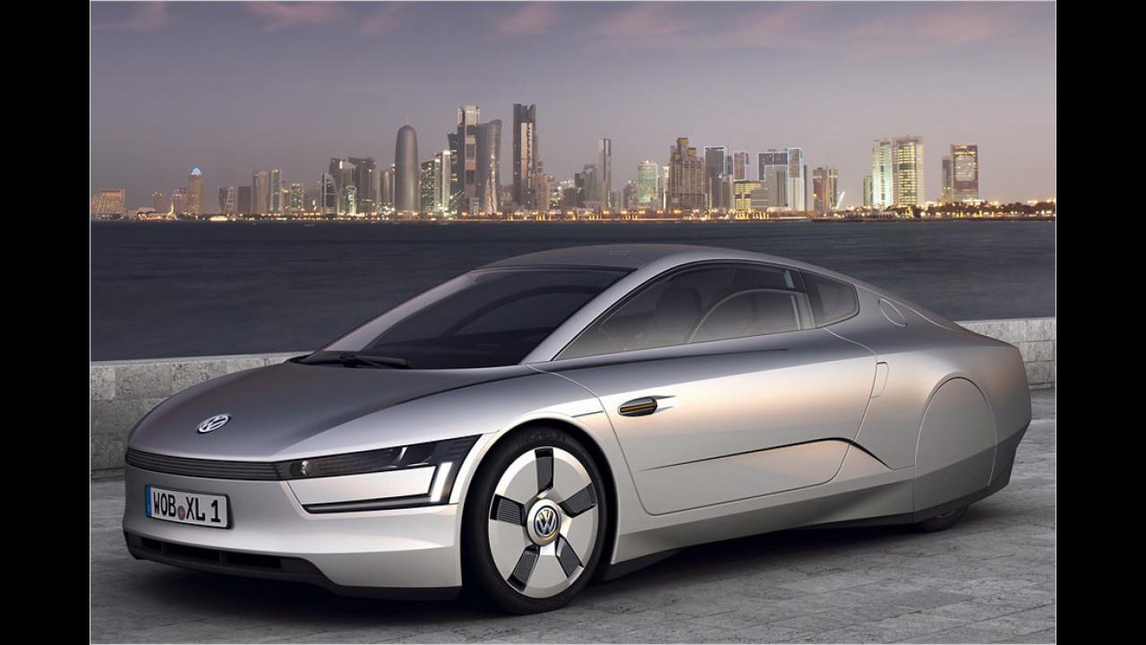 VW XL1 (2011)