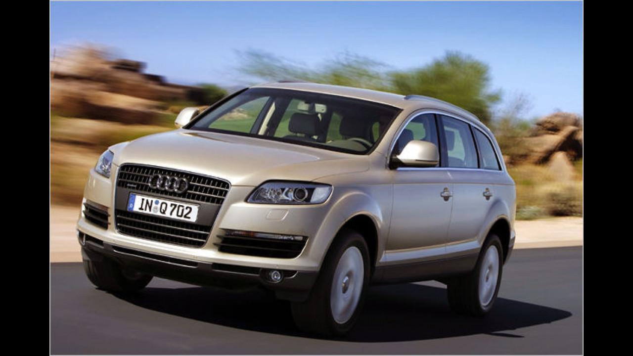 Frauenauto: Audi Q7