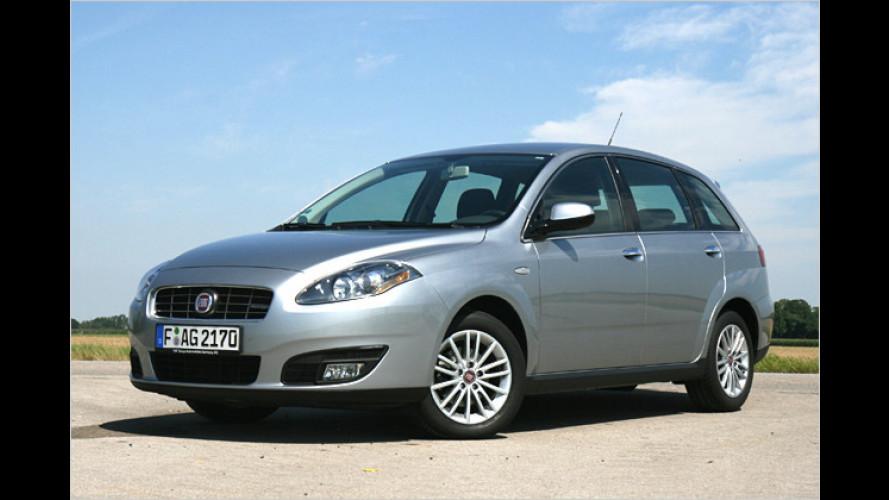 Fiat Croma 1.9 Multijet Diesel eco:log: 120-PS-Sparer im Test