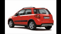 Facelift für Suzuki SX4