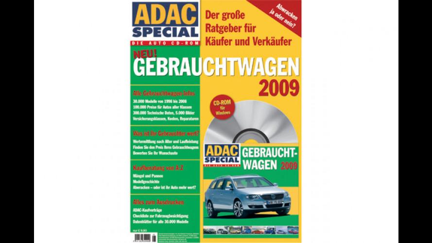 ADAC SPECIAL Gebrauchtwagen 2009: Jetzt am Kiosk