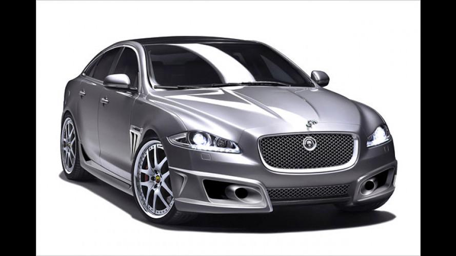 Arden tunt die Edel-Katze: Ideen für den neuen Jaguar XJ
