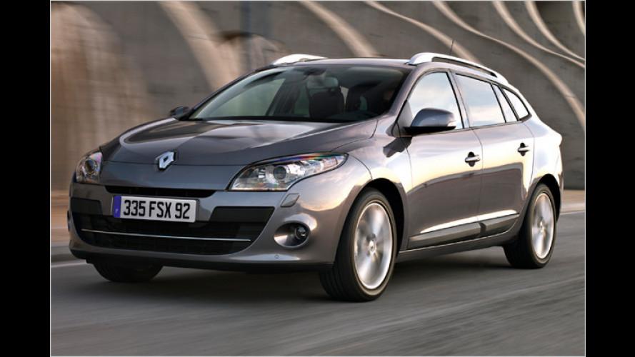 Reise-Kombi: Das ist der neue Renault Mégane Grandtour (2009)