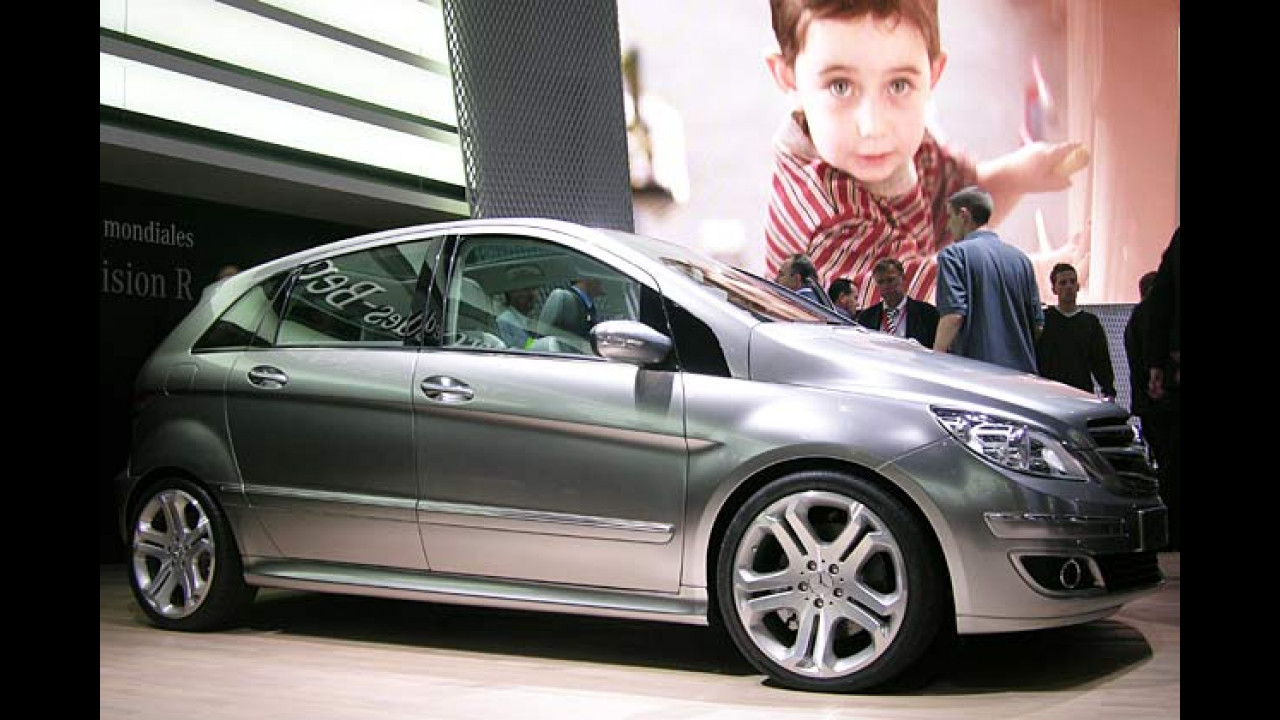 Mercedes CST Vision B
