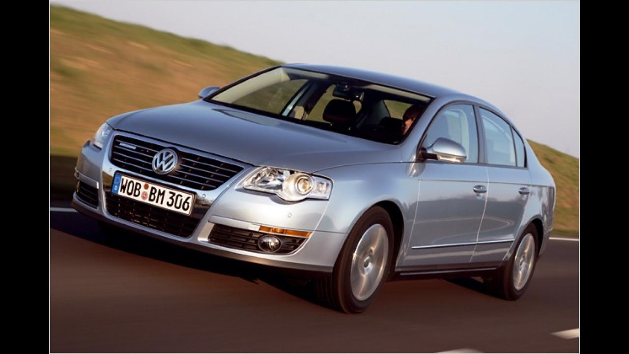 VW: Zweimal BlueMotion
