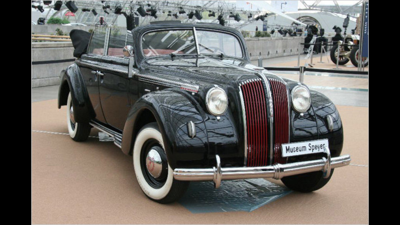 Opel Admiral AD 38 (1939)