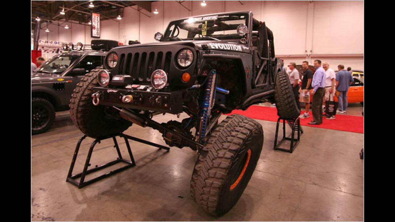 Jeep extrem, Teil 2