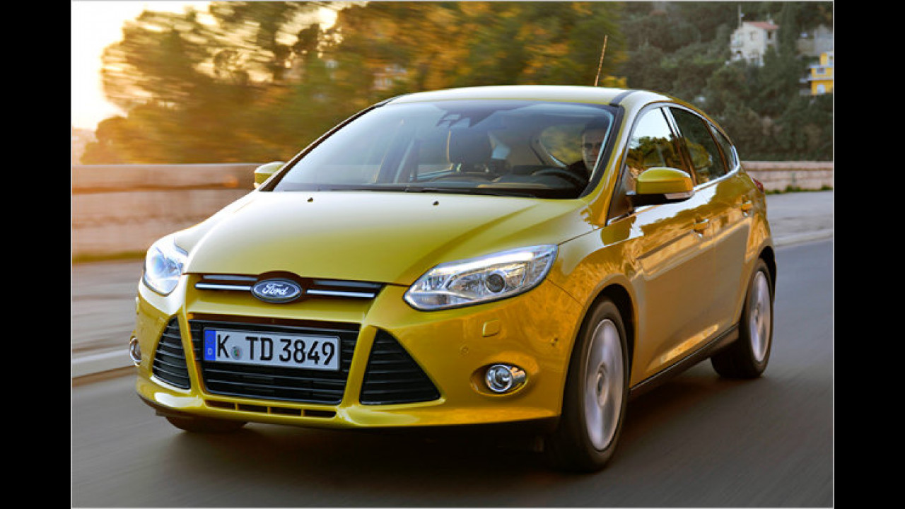 Ford Focus 1.6 TDCi Ambiente