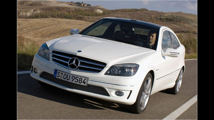 Mercedes CLC 160 BlueEfficiency: Eleganter Einstieg