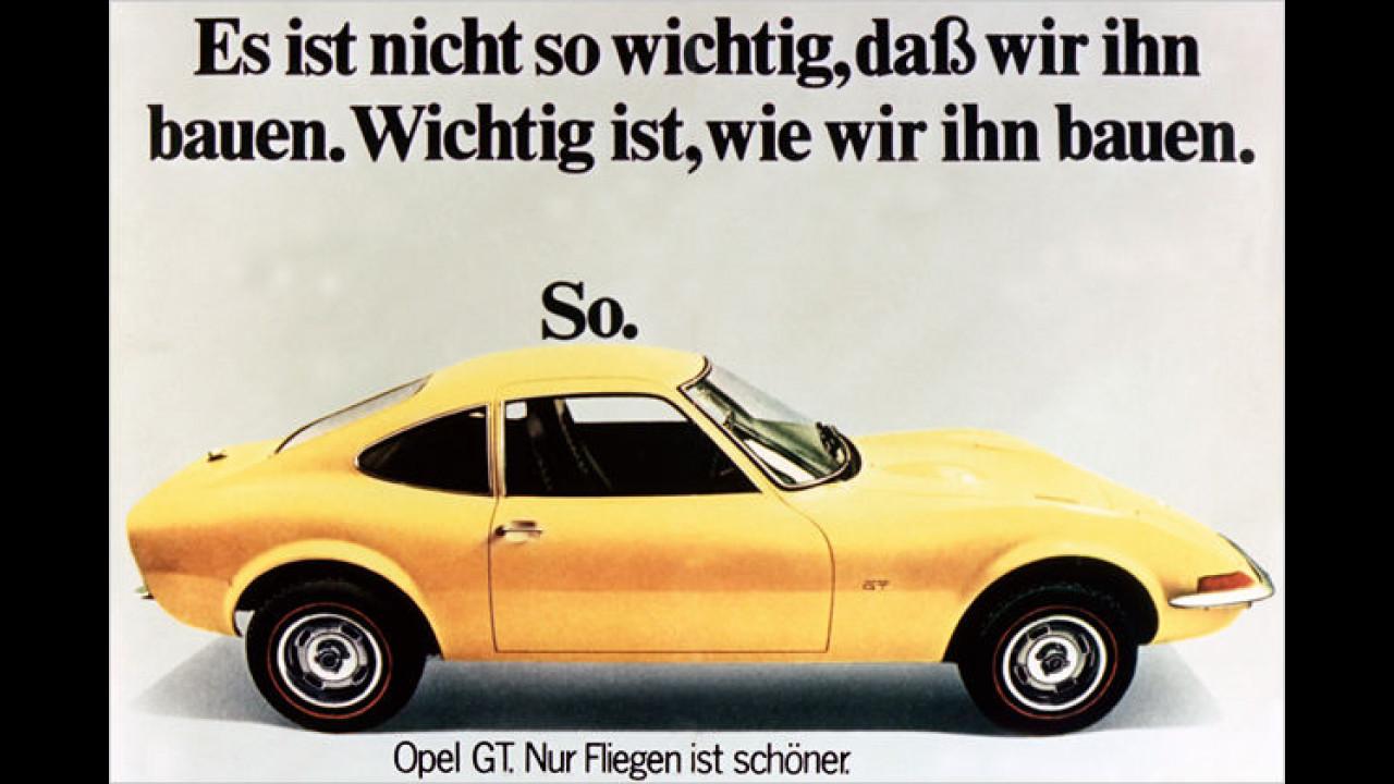 40 Jahre Opel GT