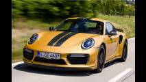 Test: 911 Turbo S Exclusive Series