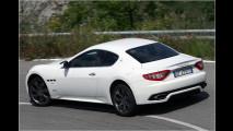 Teufelsritt im Maserati