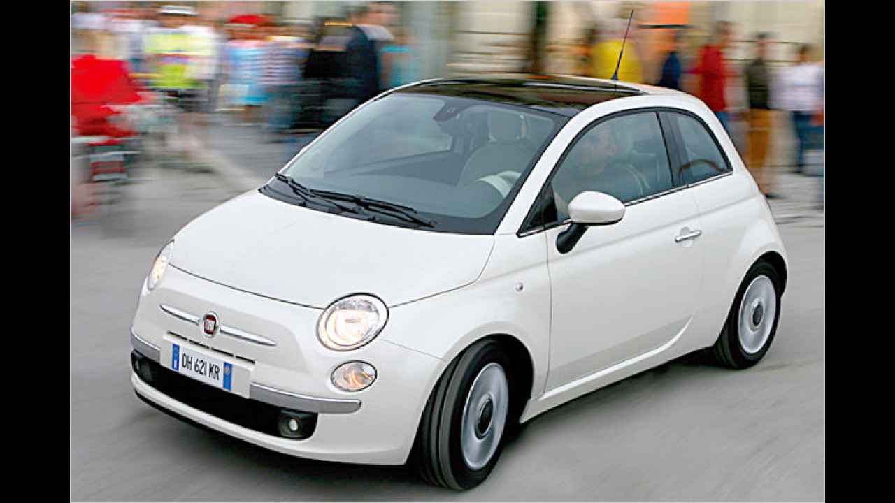 Fiat 500 1.2 8V Start&Stopp Pop Dualogic
