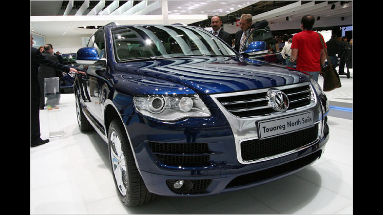 VW Touareg North Sails