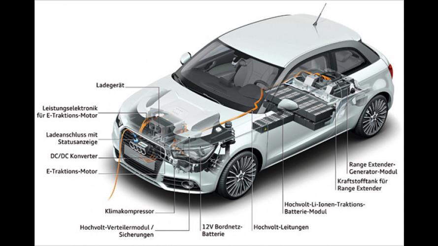 Elektrische Frühjahrsernte: Neue Elektro- und Hybridautos