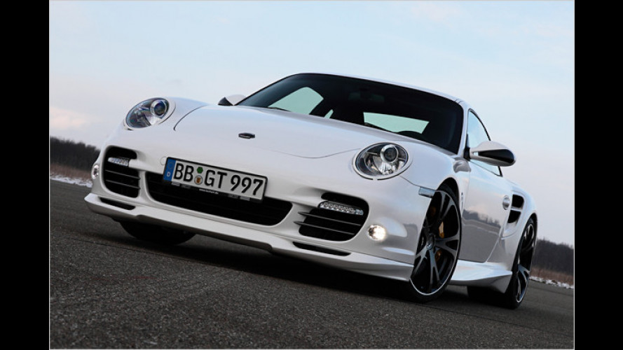 Porsche 911: Mehr Turbo-Power von TechArt