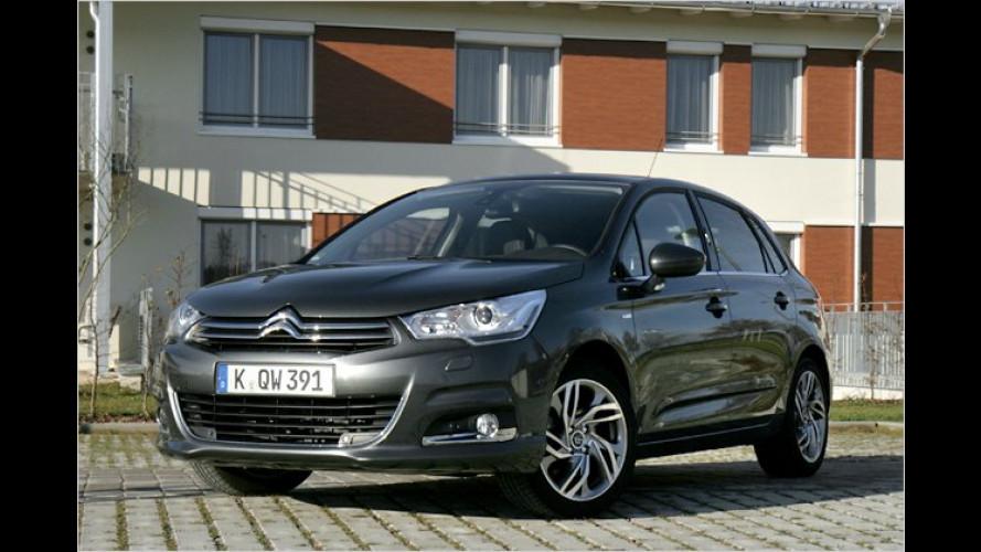 Der neue Citroën C4 (2010) mit 150-PS-Diesel im Test