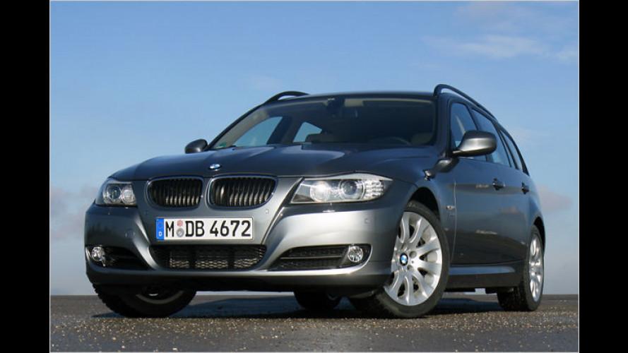 BMW 320d xDrive Touring: Der Meister der Traktion