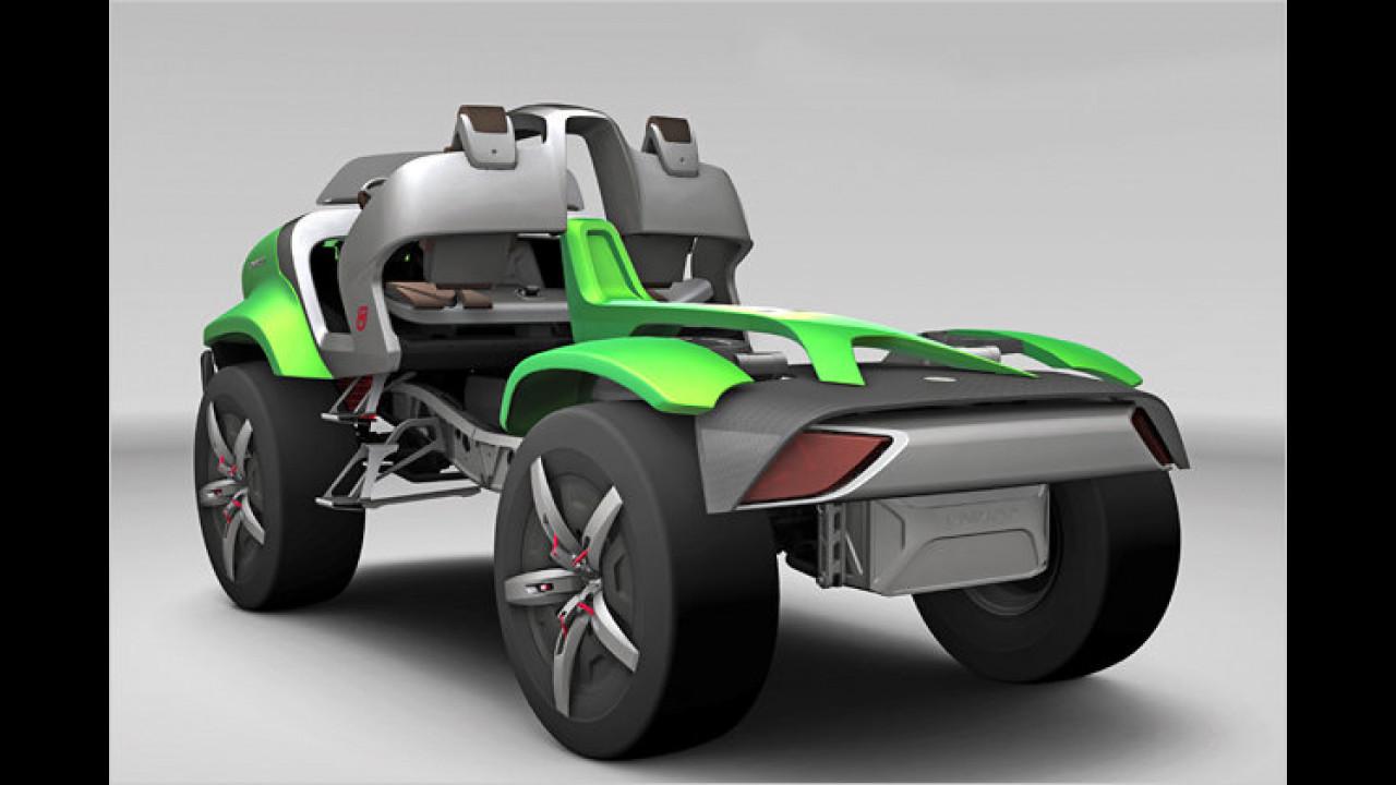 Unimog Concept Car