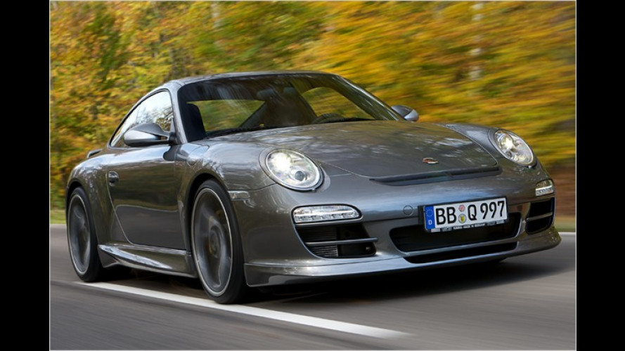 """Techart ,Aerokit I"""" für die neuen Porsche-911-Modelle"""