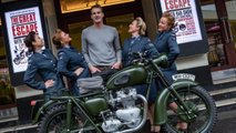 classic motorcycle movie alert the great escape turns 75