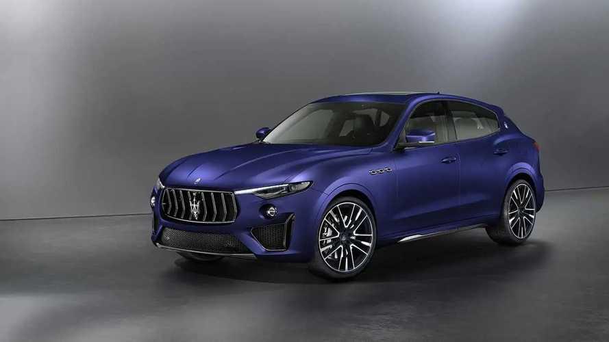 Maserati at 2019 Geneva Motor Show