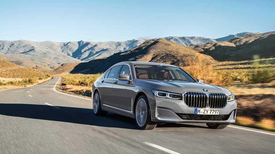 BMW pourrait abandonner les V8 et V12 sur la prochaine Série 7