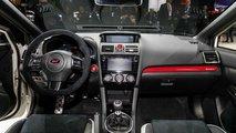 Subaru Impreza WRX STI S209, live da Detroit