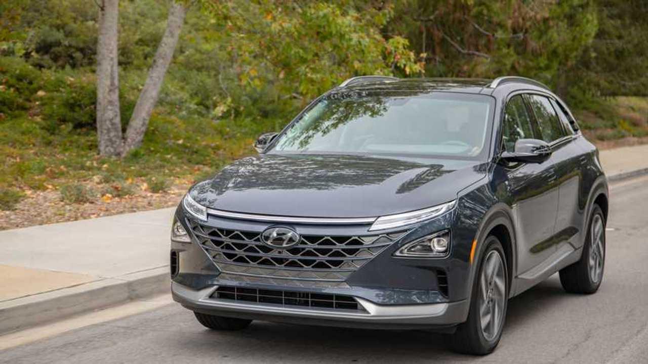 2019 Hyundai Nexo Fuel Cell SUV