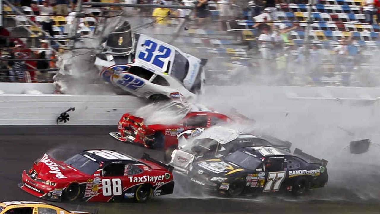 NASCAR Joins DoE's Workplace Charging Challenge