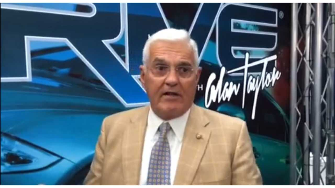 Bob Lutz: We Electrified The Wrong End Of The Business