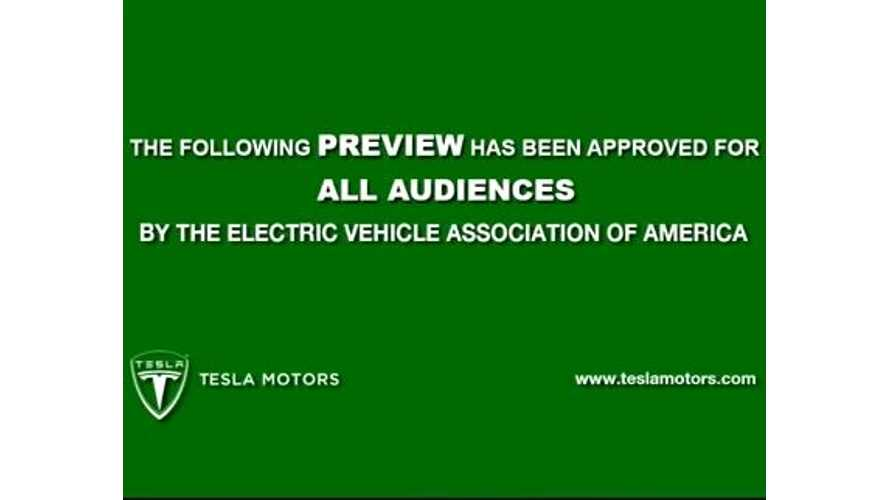 Video: Tesla Model S Preview - A Look Into the Past