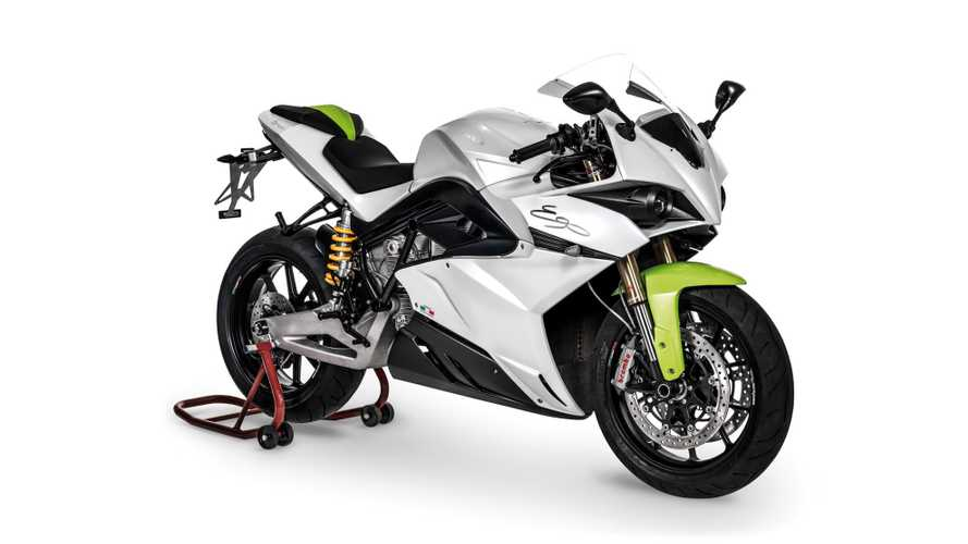 Energica EGO Electric Sports Bike From Europe (w/videos)