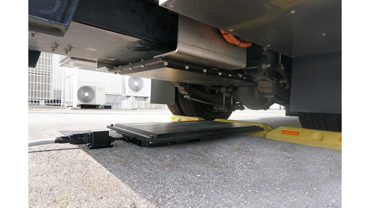 DENSO to Test Wireless Charging on Commercial Vans in Japan