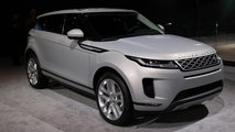 2020 Land Rover Range Rover Evoque (U.S.-spec)