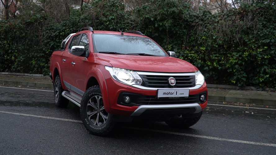 2018 Fiat Fullback Fullrock | Neden Almalı?