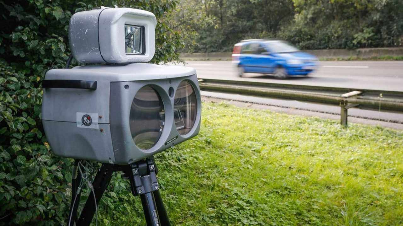 Fotos de radares de velocidad
