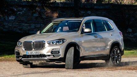 Prueba BMW X5 xDrive30d 2019: a tus órdenes