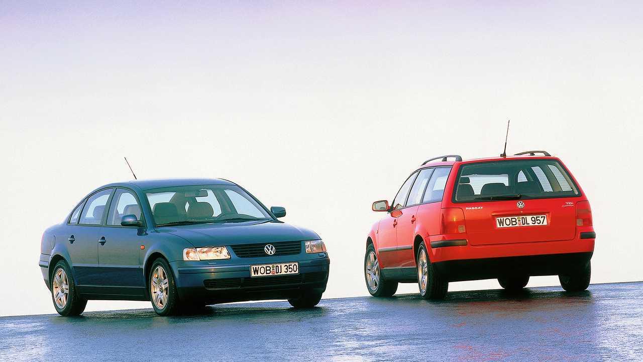 Volkswagen Passat (1996)