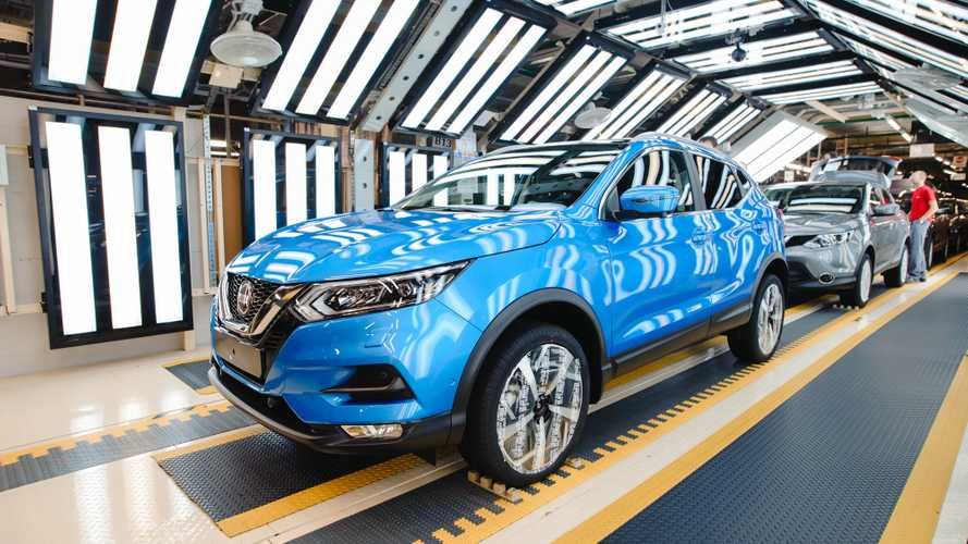 Nissan начал выпуск нового Qashqai в Санкт-Петербурге