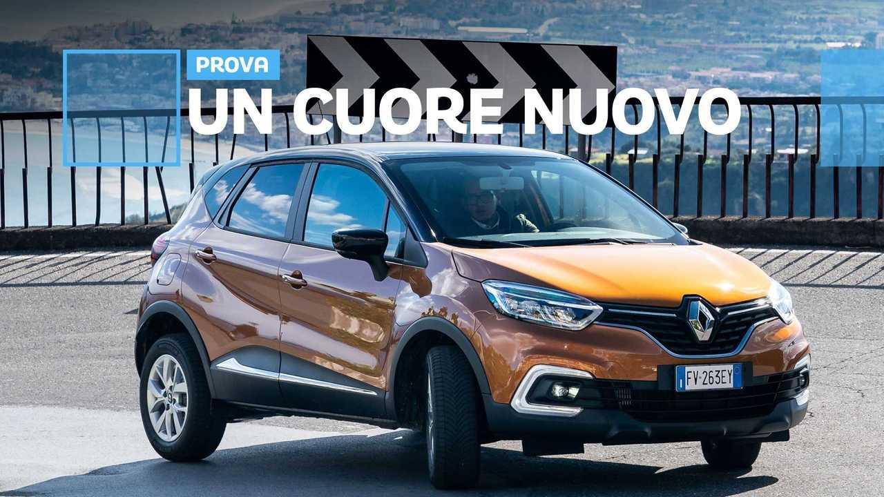 Copertina 2 Renault Captur: con il motore 1.3 TCe è più brillante e