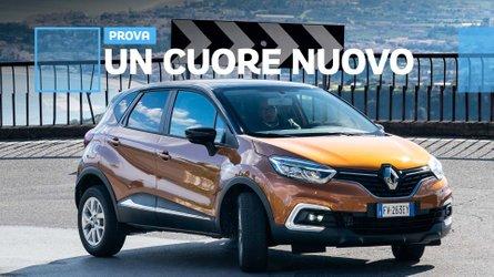 Renault Captur: con il motore 1.3 TCe è più brillante e