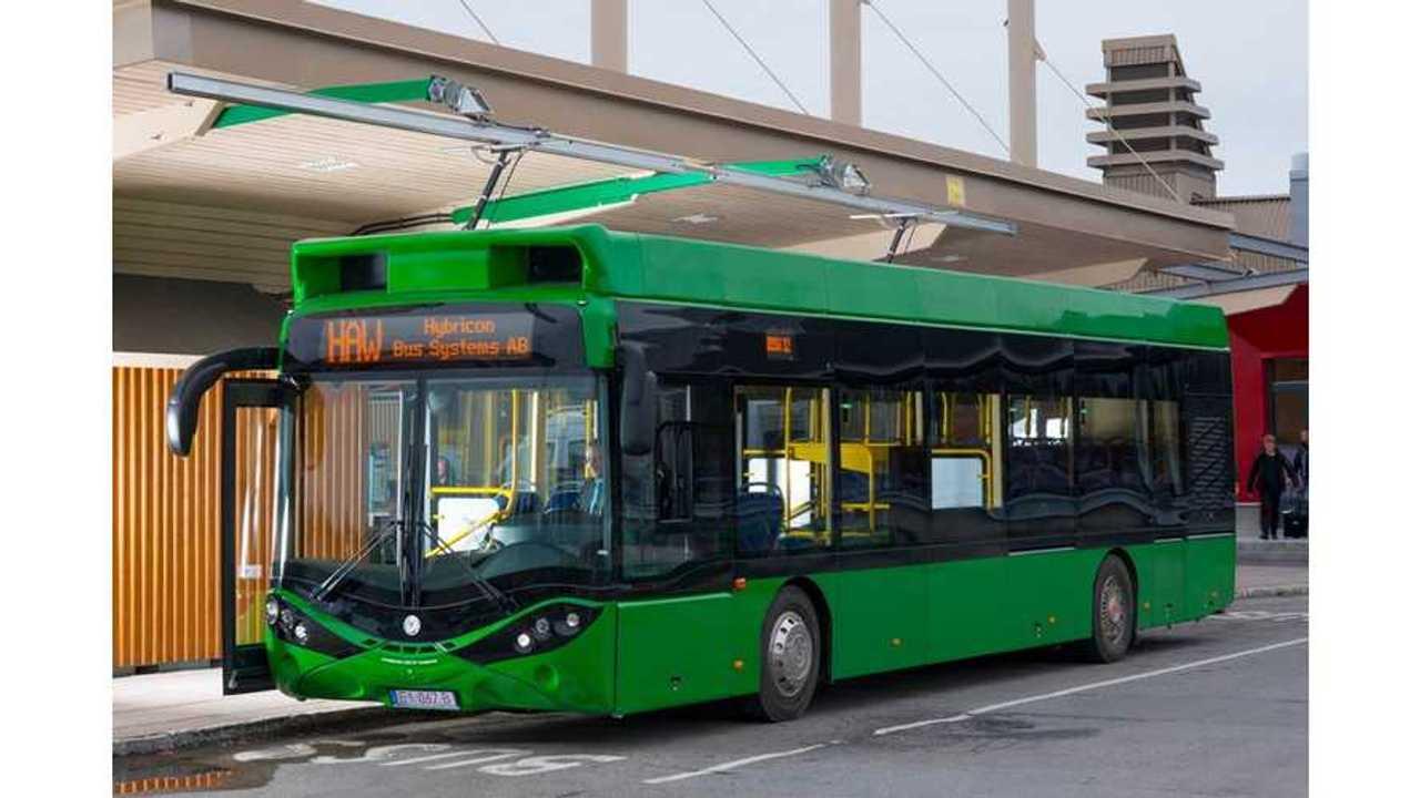 Oprid Busbaar Demonstrates 625 Amp Charging On Arctic Whisper Urban Electric Bus