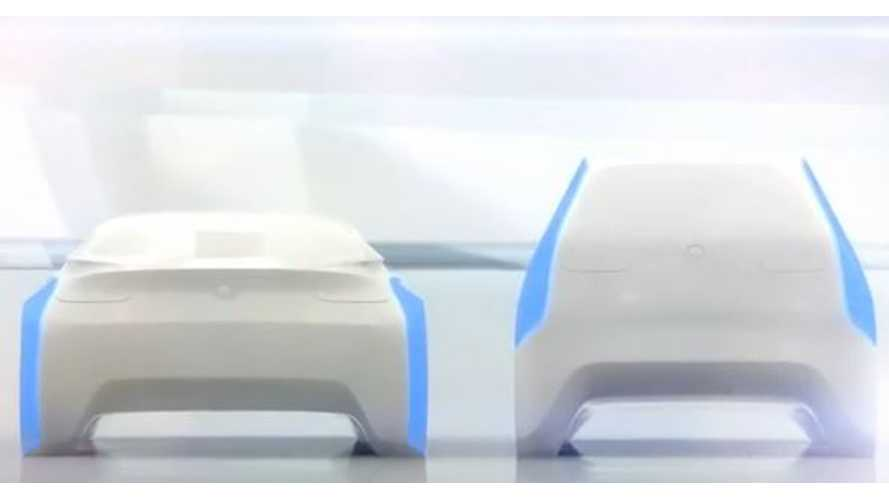 BMW i3 and BMW i8 Design Animation - Video